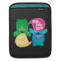 KAH TOH-LOO SLEEVE FOR iPads