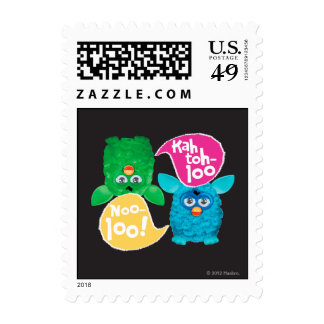 KAH TOH-LOO STAMPS