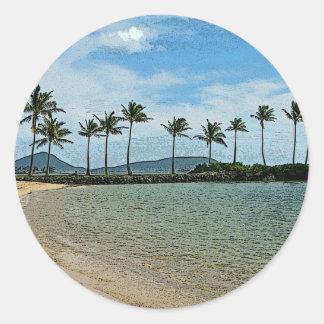 Kahala Hawaii 8957 Sticker