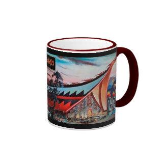 Kahiki Supper Club Ringer Mug