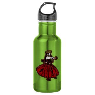 Kahiko Dancer Water Bottle