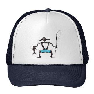 Kahiko Lawai'a - Ancient Fisherman Trucker Hat