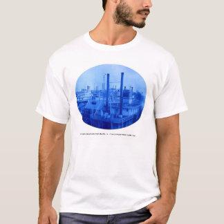 Kahlke Bros. Boatyard, Rock Island, IL, 1891 T-Shirt