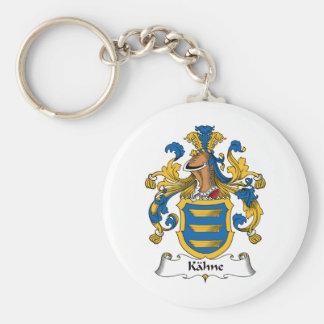 Kahne Family Crest Keychain