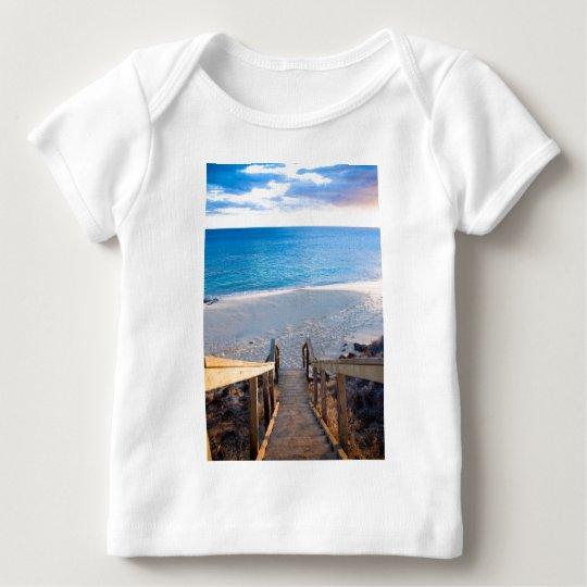 Kaho'olawe Stairs Baby T-Shirt