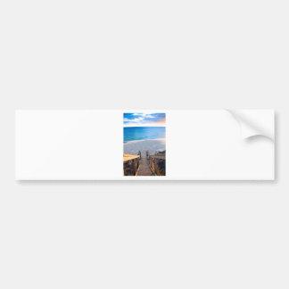 Kaho'olawe Stairs Bumper Sticker