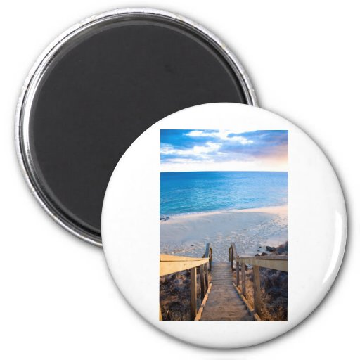 Kaho'olawe Stairs Magnet