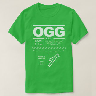 Kahului Airport OGG T-Shirt