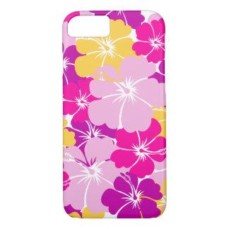 Kahuna Burst - Hawaiian Floral Design iPhone 8/7 Case
