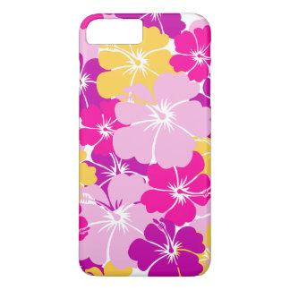 Kahuna Burst - Hawaiian Floral Design iPhone 8 Plus/7 Plus Case