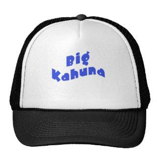 Kahuna grande con los pequeños productos a juego gorra
