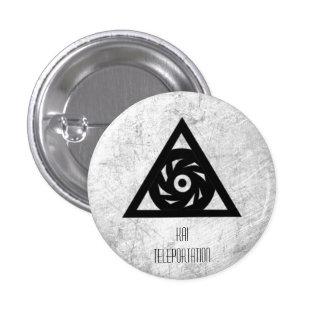Kai - botones de los símbolos de EXO Pin Redondo De 1 Pulgada