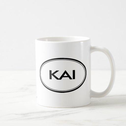 Kai Classic White Coffee Mug