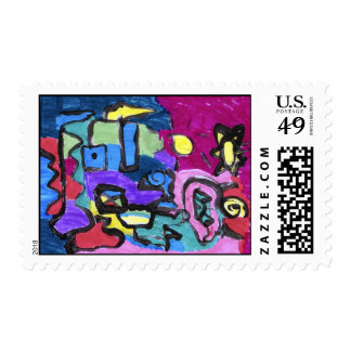 Kai Ferguson Postage Stamp