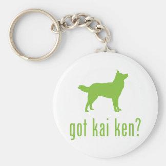 Kai Ken Llaveros Personalizados