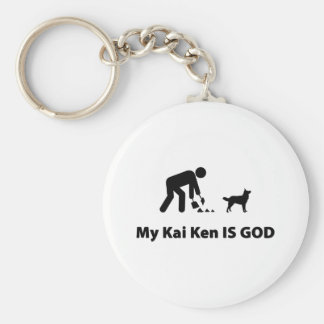 Kai Ken Llavero Personalizado