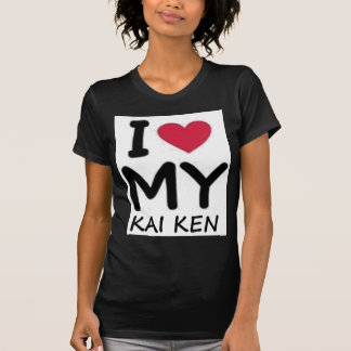 kai ken love.png T-Shirt