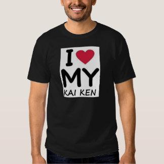 kai ken love.png t shirt