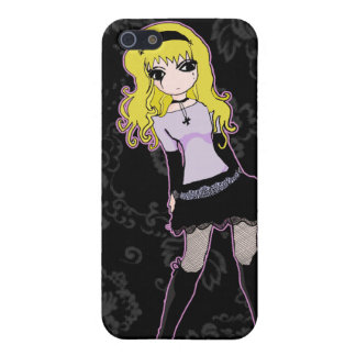 Kai Lee Goth Lolita iPhone 4 Case