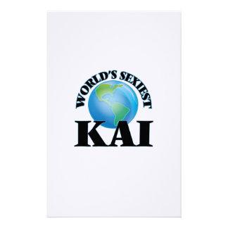 Kai más atractivo del mundo papelería
