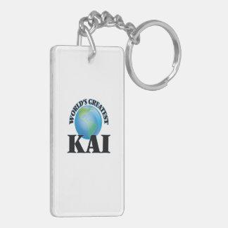 Kai más grande del mundo llaveros