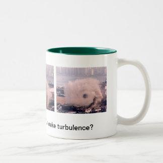 Kai Tak - Wake Turbulence Two-Tone Coffee Mug