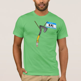 Kai The Hitchhiker T-Shirt