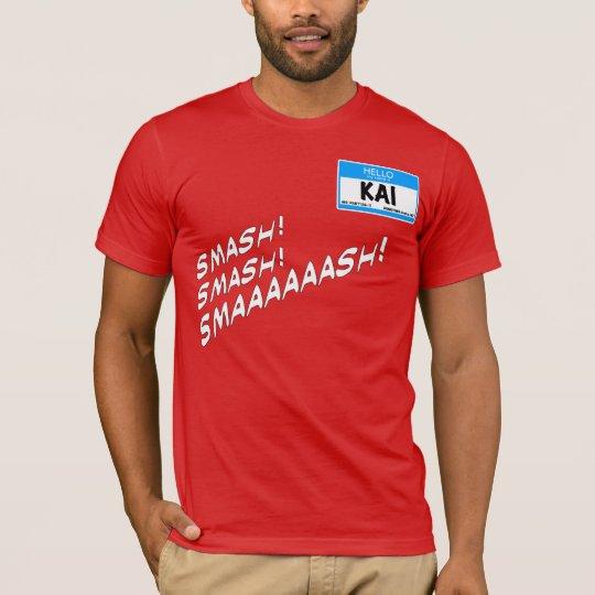 Kai The Hitchhiker T-Shirt