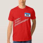 Kai The Hitchhiker Tshirts