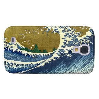 Kaijo no Fuji Hokusai wave Kanagawa masterpiece Samsung S4 Case