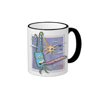 """Kaijuu Battle"" Mug"