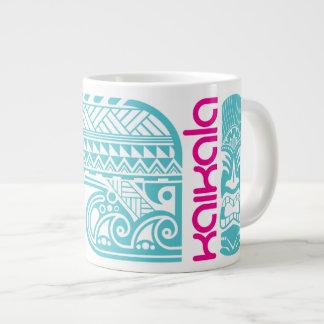Kaikala kiteboarding / Polynesian Style Wave Mug