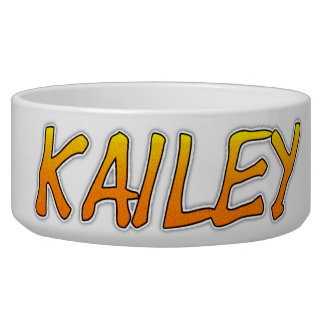 Kailey's Bowl