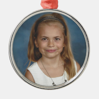 Kailey's Custom Metal Ornament