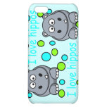 kaili-s-awesome-hippo-hi case for iPhone 5C