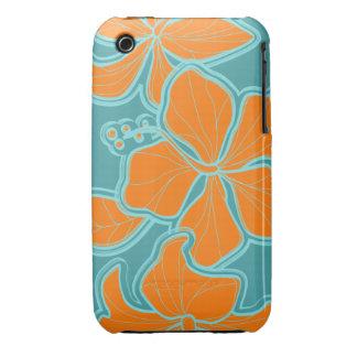 Kailua Hawaiian Hibiscus Casemate iPhone 3 Case