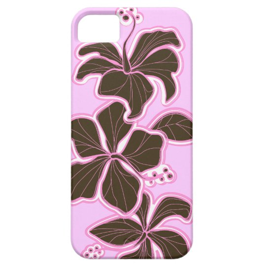 Kailua Hibiscus Hawaiian IPhone 5 Cases
