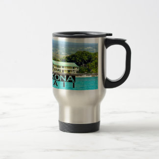 Kailua-Kona 15 Oz Stainless Steel Travel Mug