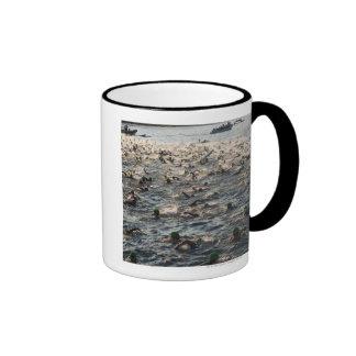 Kailua Kona, Big Island, Hawaii, USA Ringer Coffee Mug