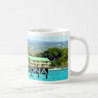 Kailua-Kona Classic White Coffee Mug
