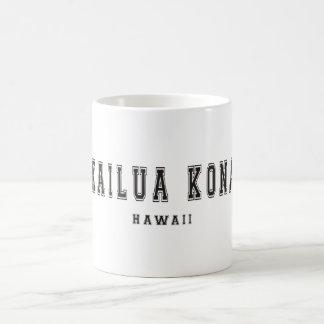 Kailua Kona Hawaii Coffee Mug