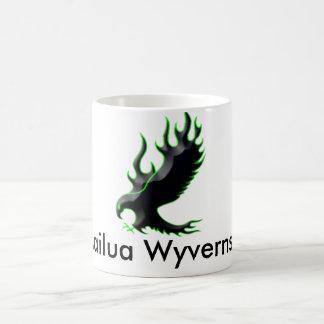Kailua Wyverns coffee mug