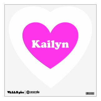 Kailyn Wall Decal