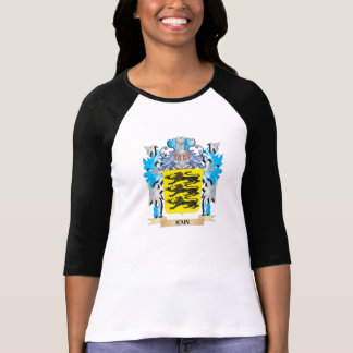 Kain Coat of Arms - Family Crest T Shirts