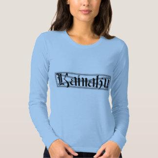 Kainaku Ladies Fitted Long Sleeve T-shirts
