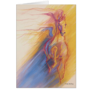 Kairos Greeting Card