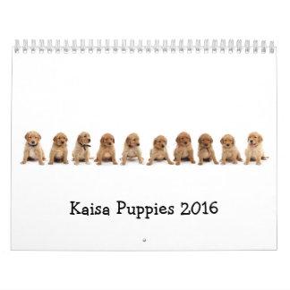 Kaisadog Calendar