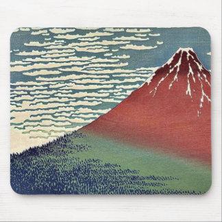 Kaisei de Gaifu por Katsushika, Hokusai Ukiyoe Mouse Pads