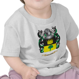 Kaiser Coat of Arms (Family Crest) Shirts