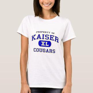 Kaiser Cougars Ladies T-Shirt